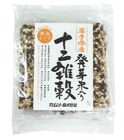岩手県産発芽米入り十二雑穀 25g×10