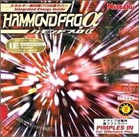 ハモンドプロα ニッタク 卓球ラバー 攻撃用裏ソフトラバー NR-8528 薄 レッド