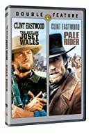 Outlaw Josey Wales / Pale Rider [DVD] [Import]