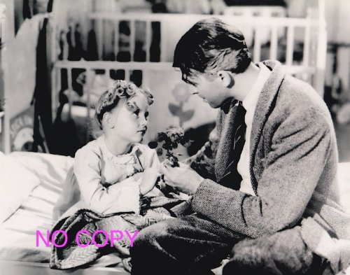 大きな写真「素晴らしき哉、人生!」父と子の肖像