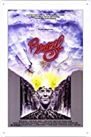 映画の金属看板 ティンサイン ポスター / Tin Sign Metal Poster of Movie Brazil