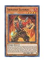 遊戯王 英語版 HISU-EN049 Shiranui Samurai 不知火の武士 (スーパーレア) 1st Edition