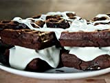 How To Make S'Moreos Brownie Sandwich, Celebrate 420 Right!