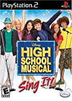 High School Musical: Sing it - PlayStation 2 [並行輸入品]
