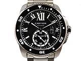 カルティエ カリブル ドゥ カルティエ ダイバー W7100057 ブラック メンズ 腕時計 [並行輸入品]