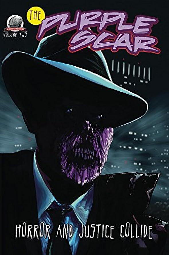 滅多フィードオン工業化するThe Purple Scar Volume Two (English Edition)
