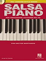Salsa Piano (d) Piano+CD
