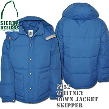 Whitney Down Jacket 7952: Skipper