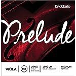 D'Addario ダダリオ ヴィオラ弦 J910 LM Prelude Viola Strings/Set (4-strings) LongScale 【国内正規品】