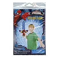 Spiderman 24' Inflatable Toy Sword w/Repair Kit Included for Outdoor or Indoor Play [並行輸入品]