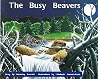 The Busy Beavers (Rigby PM Collection, Orange)