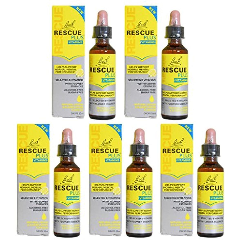 アッティカスエロチック口述レスキュープラス ビタミン 20ml スポイドタイプ 5本セット