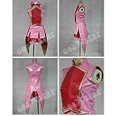 カードキャプターさくら 木之本桜風 コスプレ衣装 男女XS-XXXL オーダーサイズも対応可能