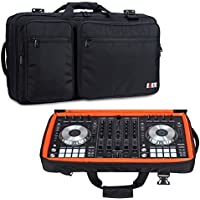 BUBM Professional DJ Backpack Travel Gear Carry bag for Pioneer DDJ SX Performance DJ Controller Laptop and Accessories Quality Made Fit for Pioneer DDJ -SX DDJ-SX2 DDJ -RX or Similar Sized Gear [並行輸入品]