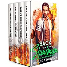 Back With The Stuntman: A 4-Books Alpha Romance Box Set