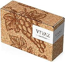 [Amazon 限定ブランド] スペインのフレッシュでまろやかな上質白ワインバッグインボックスVIVAZ(ビバズ) [ 白ワイン 辛口 スペイン 3000ml ]