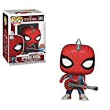 Pop Marvel Spider-Punk Vinyl Figure