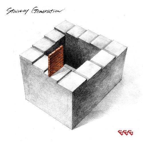 Stairway Generation(Base Ball Bear)は有名アニメのOP曲/歌詞情報の画像