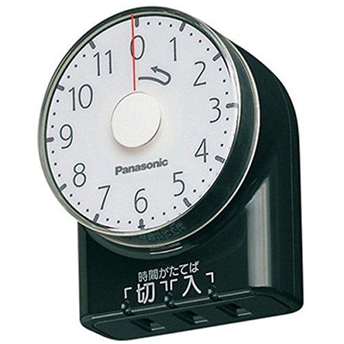 パナソニック(Panasonic)ダイヤルタイマー(11時間形) WH3101BP 【純正パッケージ品】