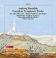 Panufnik: Complete Symphonic W
