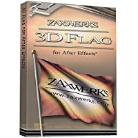 zaxwerks 3dフラグv3. 0アカデミック| after effectsでフラグのプラグ電子Delivery