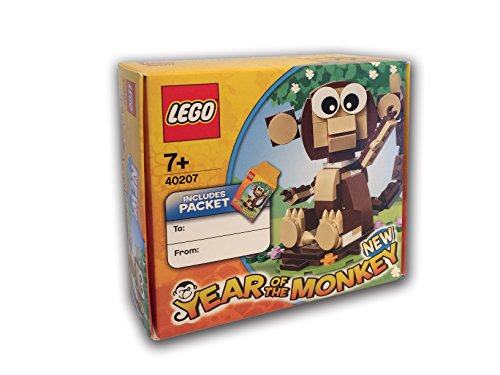 LEGO 40207 Year of the Monkey / レゴ®さる年ミニキット
