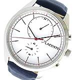 ラコステ 通販 ラコステ LACOSTE クオーツ メンズ 腕時計 2010916 ホワイト mirai1-556661-ah [並行輸入品] [簡素パッケージ品]