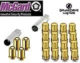 【正規品】 マックガード(McGard) スプラインドライブ インストレーションキット 20個入 ゴールド