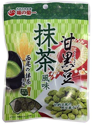 甘黒豆 抹茶風味 50g