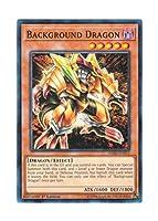 遊戯王 英語版 SDRR-EN015 Background Dragon バックグランド・ドラゴン (ノーマル) 1st Edition