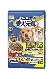 愛犬元気 肥満が気になる7歳以上用 ビーフ・ささみ・緑黄色野菜・小魚入り 6kg