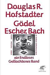 Gödel, Escher, Bach, ein Endloses Geflochtenes Band Hardcover