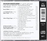 Deutsche Barocklieder / German Baroque Songs 画像