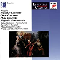 Haydn:Trumpet/Oboe/Flute Co