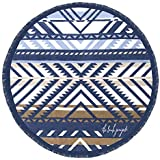 The Beach People(ザ ビーチ ピープル) THE LORNE ROUND TOWEL TB18 [並行輸入品]