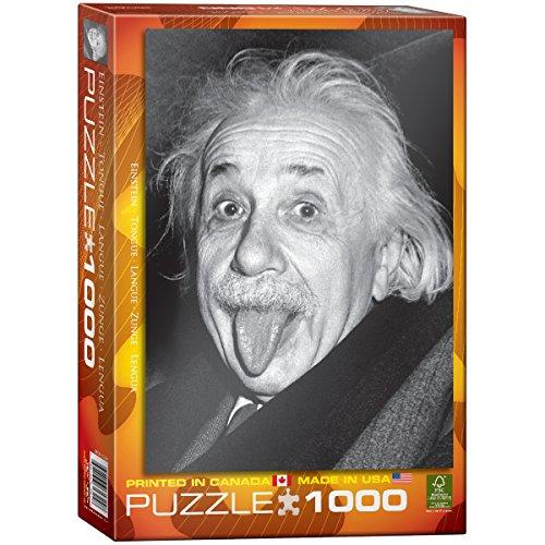 アインシュタイン (舌) 1000年ピースのパズル