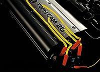 永井電子 シリコンパワープラグコード ブルーバード(FR) E-UJ910/E-U910 S57.10~S58.10 CA18 ツインプラグ 品番2073-20(黄色)
