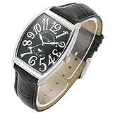 [ミッシェル・ジョルダン] michel Jurdain 腕時計 カサブランカ MJ1010G-BKBK メンズ [正規輸入品]