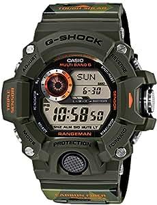 [カシオ]CASIO 腕時計 G-SHOCK MEN IN CAMOUFLAGE RANGEMAN GW-9400CMJ-3JR メンズ