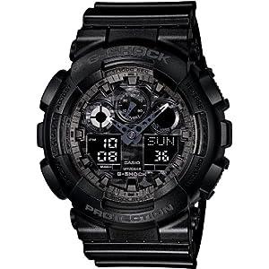 [カシオ]CASIO 腕時計 G-SHOCK ジーショック GA-100CF-1AJF メンズ