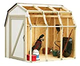 Hopkins 901902x 4basics Shedキット、バーンスタイル屋根