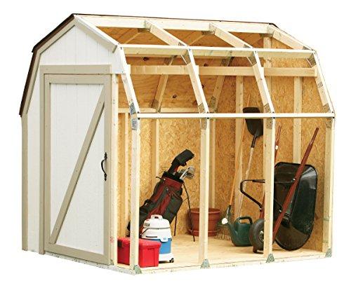 2x4 Basics 90190 I Barn Roof Shed Kit