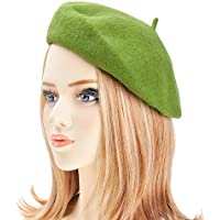 OzStore Wool Beret Womens Hat Classic French Style - Various Colours