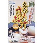 あまちゃん【お中元】久慈 まめぶ汁 1人前×10パック(レトルトパック)