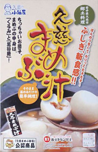 あまちゃん【お中元】久慈 まめぶ汁 1人前×12パック(レトルトパック)