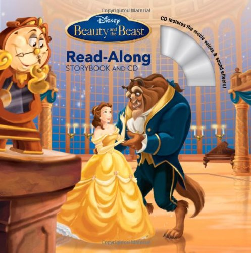 Beauty and the Beast Read-Along Storybook and CDの詳細を見る