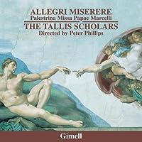 Allegri: Miserere / Palestrina: Missa Papae Marcelli (2007-03-20)