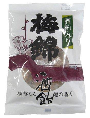 梅錦酒飴 85g (梅錦酒粕入り)