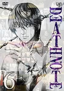 DEATH NOTE Vol.6 [DVD]