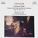 Il Pastor Fido by ANTONIO VIVALDI (1994-02-15)